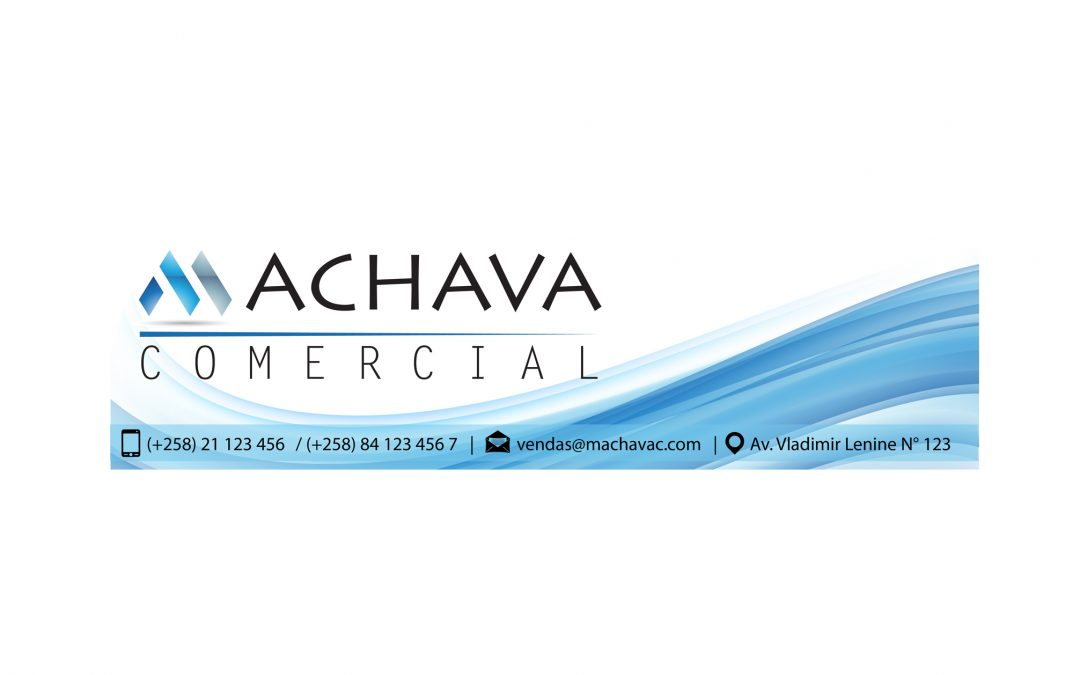 Banners Machava Comercial